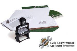 Bürodrucksorten – Gestaltung & Druck