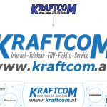 Werbegrafik/Logodesign: Kraftcom - Rene Jagersberger