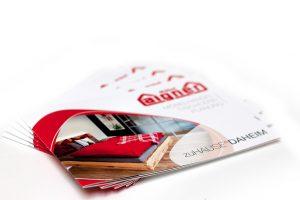Broschüren/Magazine – Gestaltung & Druck