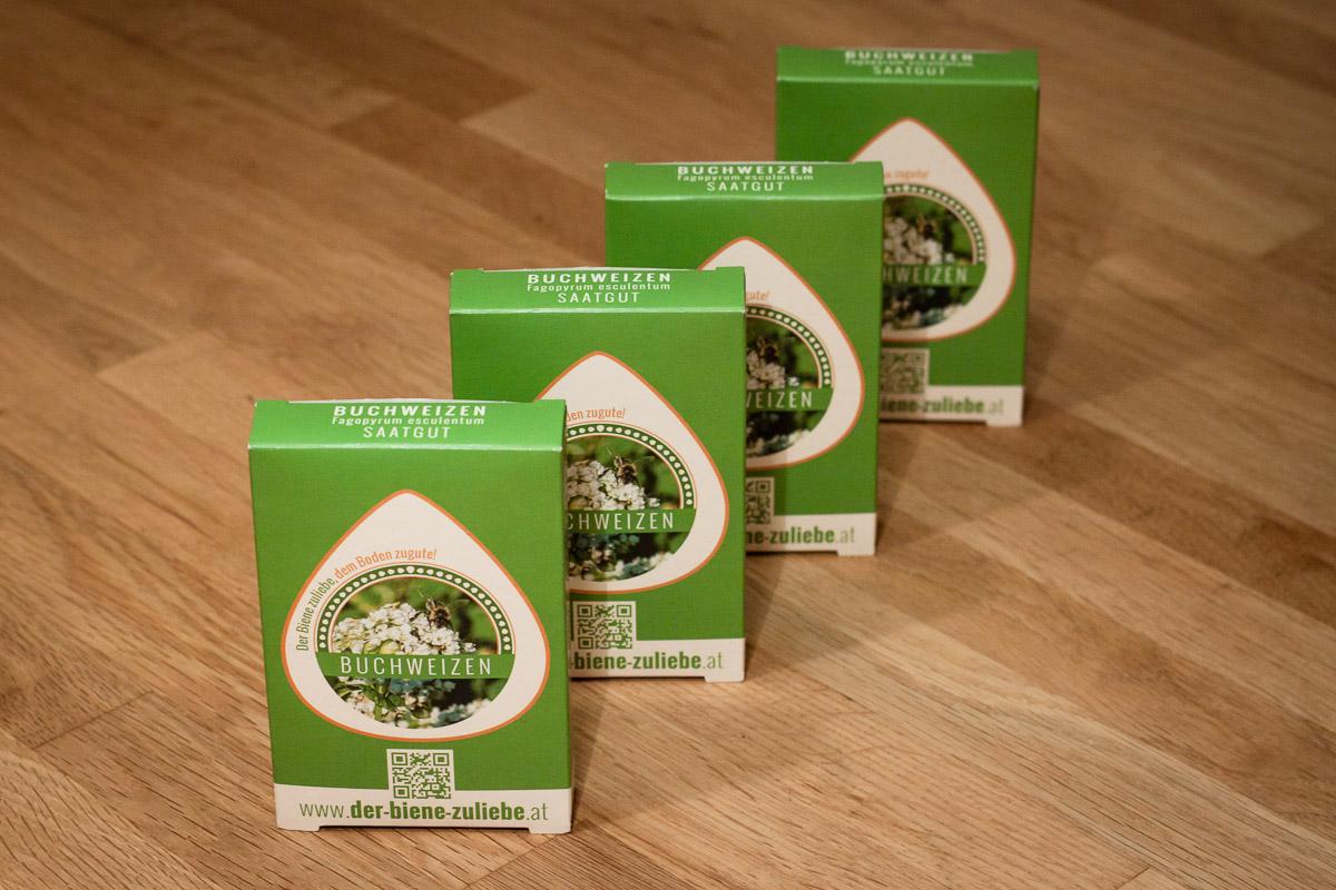 Verpackungsdesign - Buchweizen | Rene Jagersberger : most-media