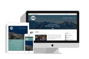 Webdesign / Homepage