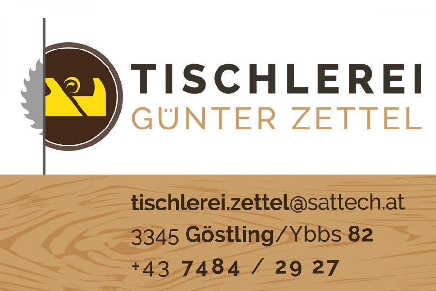 Tischlerei Zettel