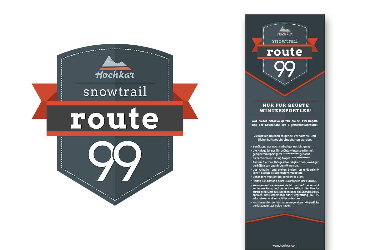 Route 99 Snowtrail