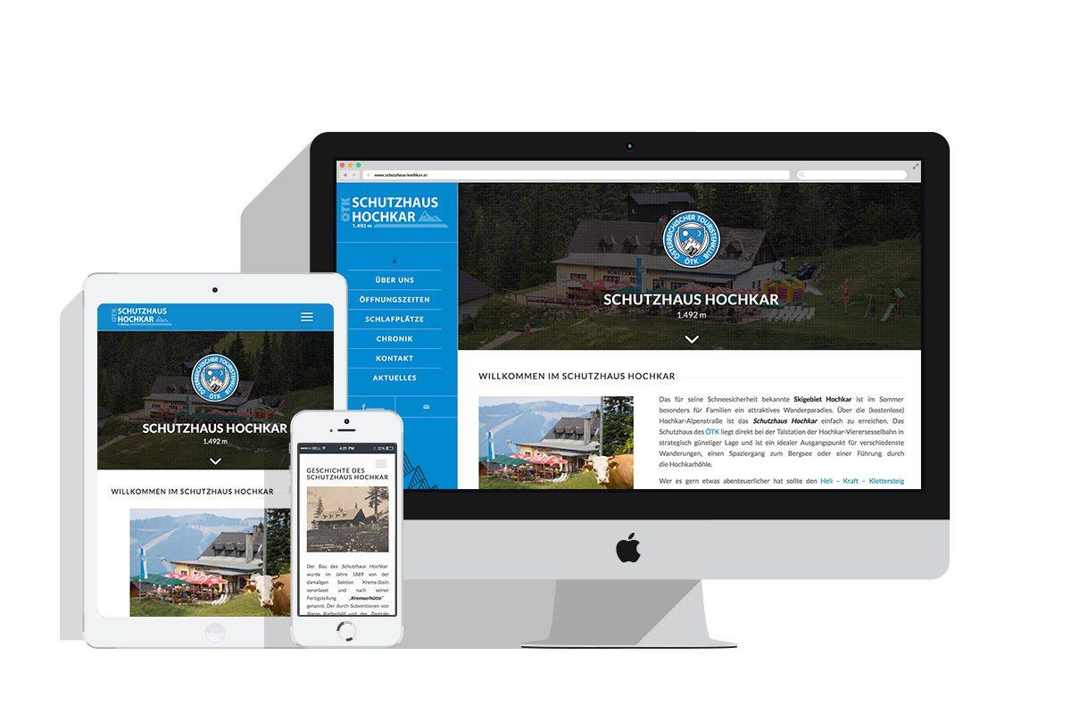 Homepage: www.schutzhaus-hochkar.at