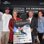 Pressekonferenz: FIS Snowboardweltcup in Lackenhof am Ötscher | Foto © NLK_Pfeiffer