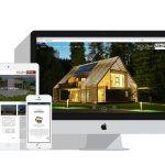 Neue Homepage der Holzbau Strigl Gmbh