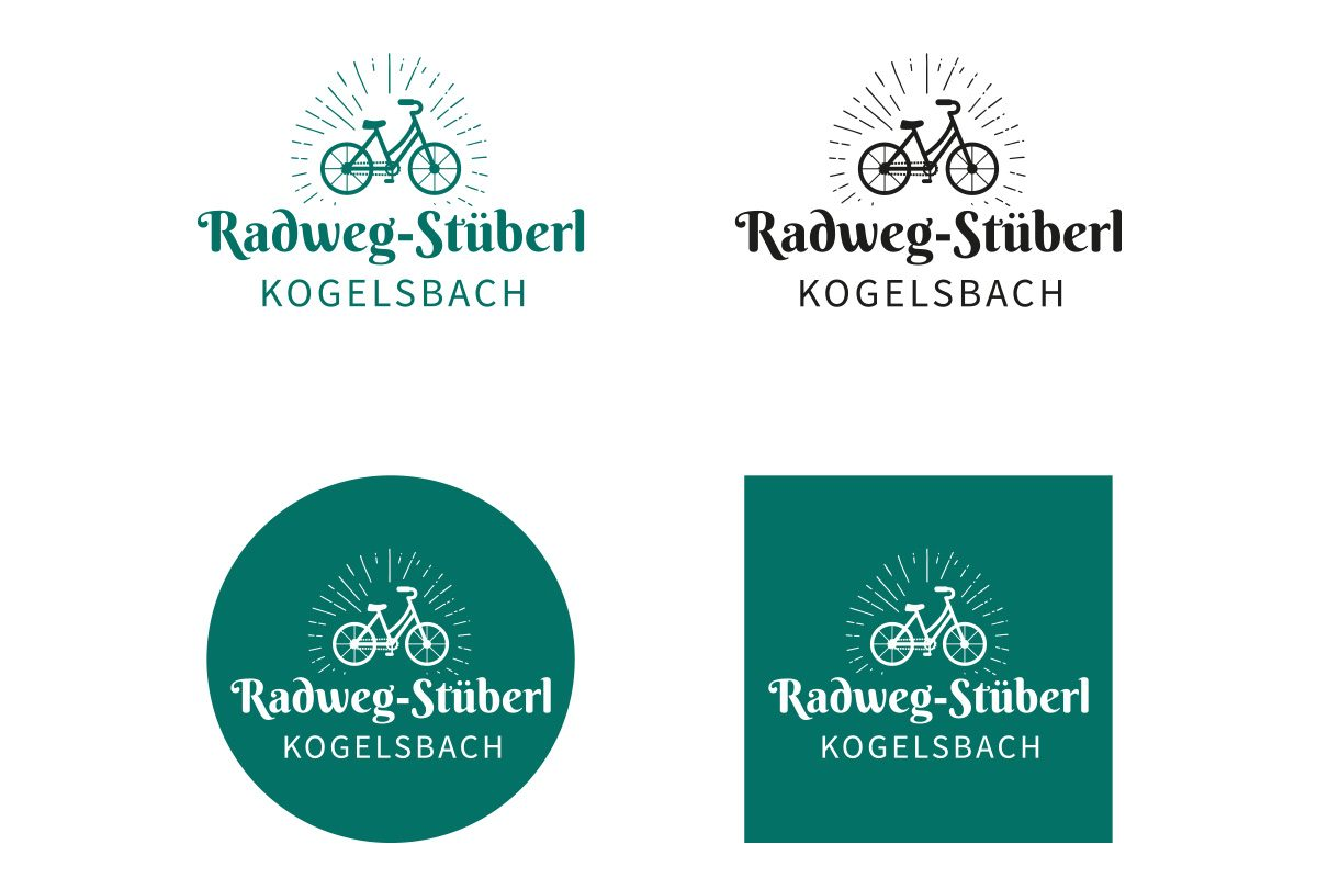 Raadweg-Stüberl Kogelsbach - Logodesign