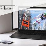 Offizielle Homepage von Skirennläufer Christoph Krenn