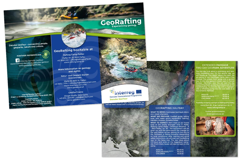 Georafting im Natur- & Geopark Steirische Eisenwurzen