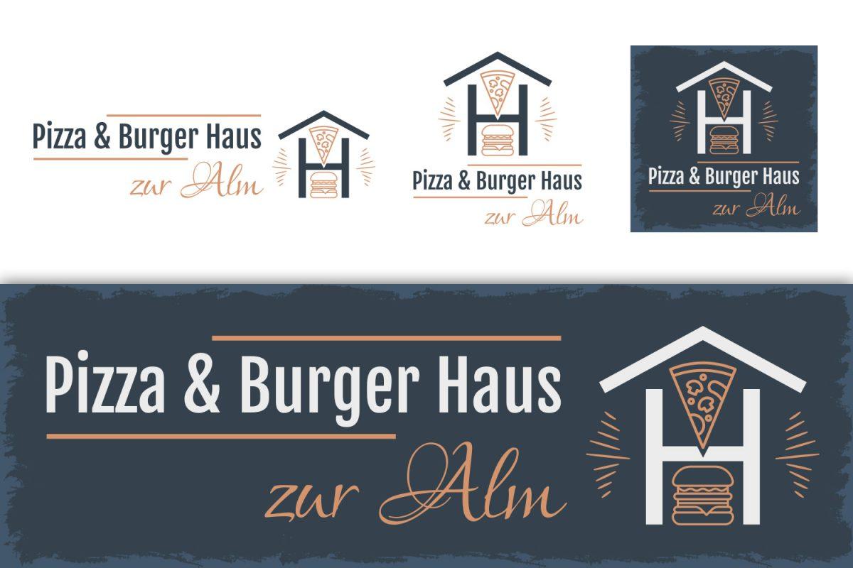 Pizza & Burger Haus zur Alm