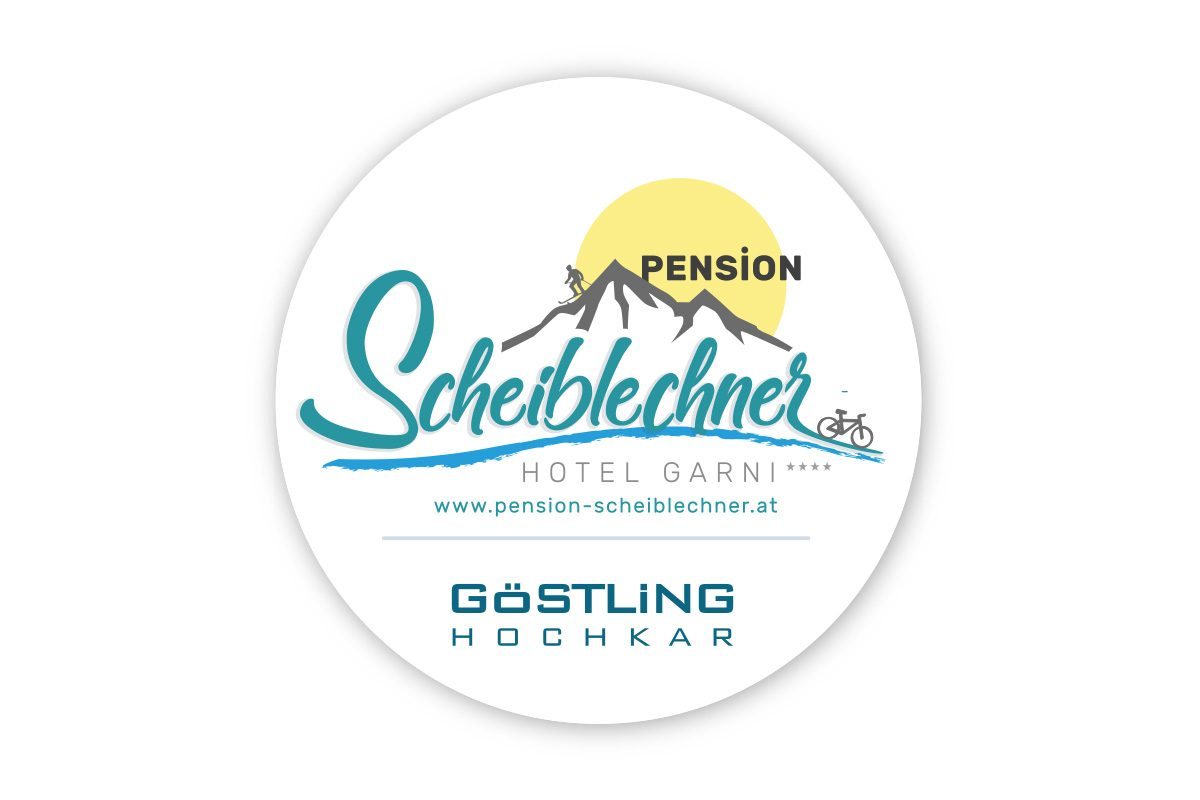 Logodesign Pension Scheiblechner